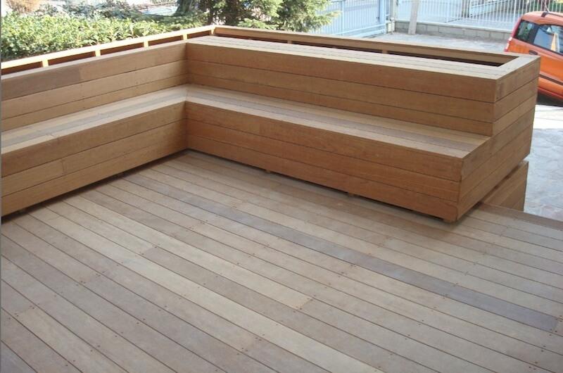 Vendita parquet e accessori per pavimenti - Pavimenti in legno per esterno ...