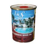 LIOS SUNDECK WOOD OIL 5 LT