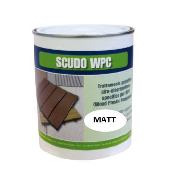 SCUDO WPC MATT EFFETTO OPACO 5 LT