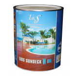 Parquet lios sundeck w oil 1 lt