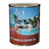 LIOS SUNDECK WOOD OIL 1 LT