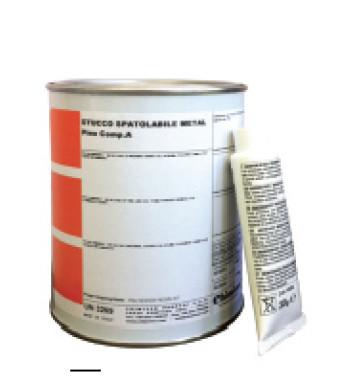 Stucco spatolabile Metal (A+B)