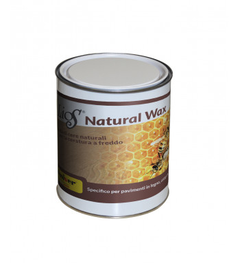 LIOS NATURAL WAX (CERATI) 1 LT
